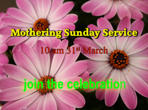 Mothering Sunday @ Holy Epiphany Church